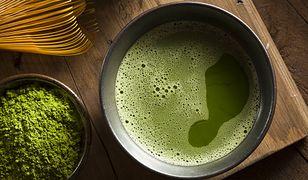 Matcha – zdrowsza niż zielona herbata