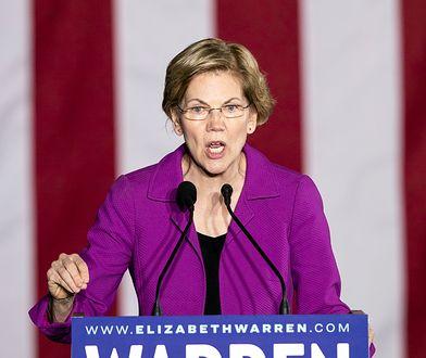Wybory prezydenckie w USA. Elizabeth Warren rezygnuje z walki o Biały Dom