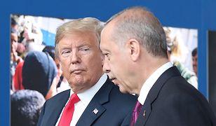"Nowe rewelacje ws. impeachmentu. Erdogan ma ""haki"" na zięcia Trumpa?"