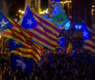 Rośnie napięcie w Katalonii. Policja: zablokujemy referendum