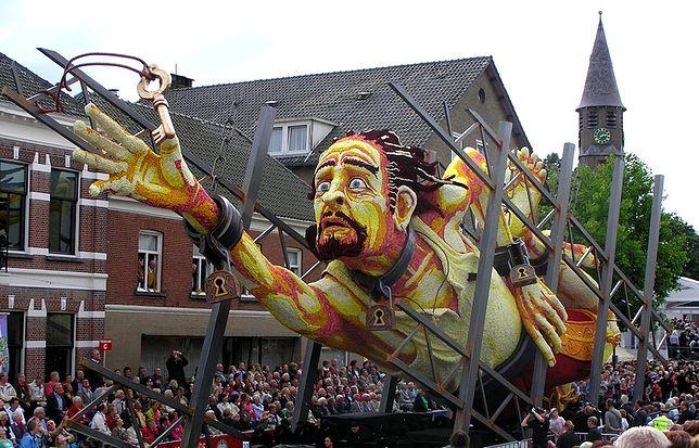 Festiwal kwiatowy Zundert, Holandia