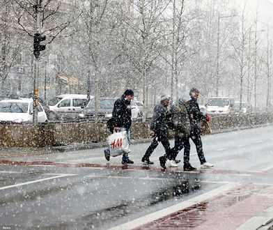 Szanse na utrzymanie się pokrywy śnieżnej są w tym roku znikome