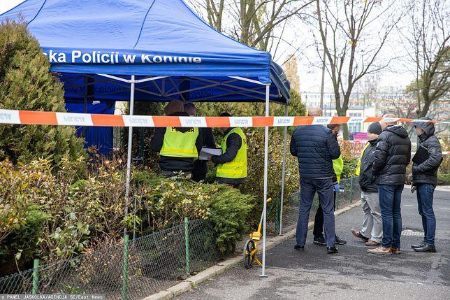 Konin. Prokuratura Okręgowa wszczęła śledztwo ws. śmiertelnego postrzelenia Adama C. przez policjanta