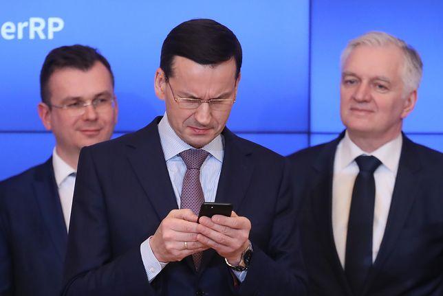 """Tweetup z Mateuszem Morawieckim. """"Liczę na dobrą, szczerą dyskusję"""""""