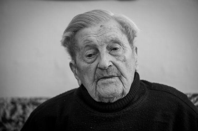 Nie żyje Józef Żurek. Miał 108 lat