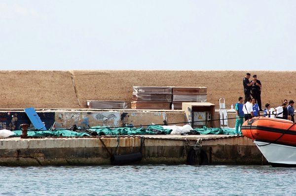 Na Lampedusie uroczystości rok po katastrofie statku z imigrantami