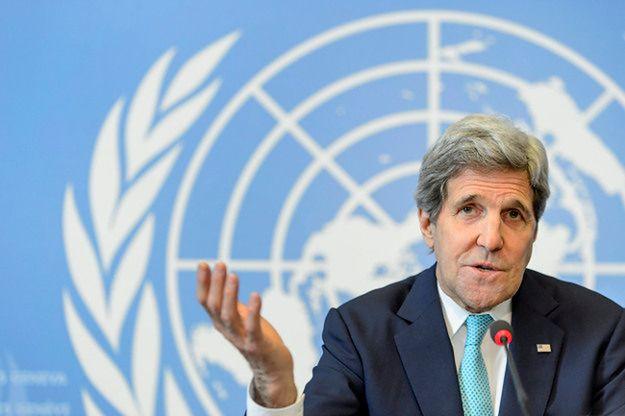 John Kerry broni Izraela na forum Rady Praw Człowieka ONZ