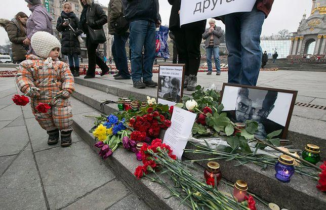 Petro Poroszenko: Borys Niemcow chciał opublikować fakty o agresji Rosji