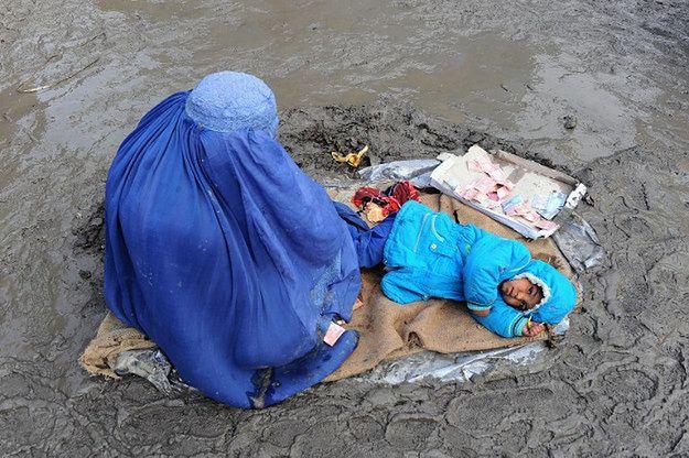 Dramatyczny los afgańskich wdów