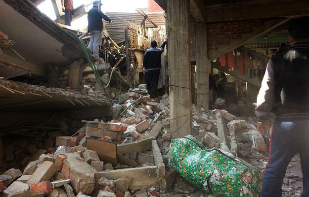 Trzęsienie ziemi w Azji Południowej - 9 zabitych, ok. 200 rannych