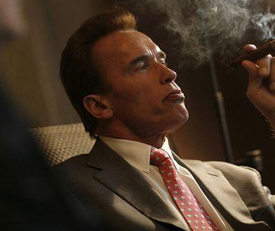 Arnold Schwarzenegger / fot. Charles Ommanney