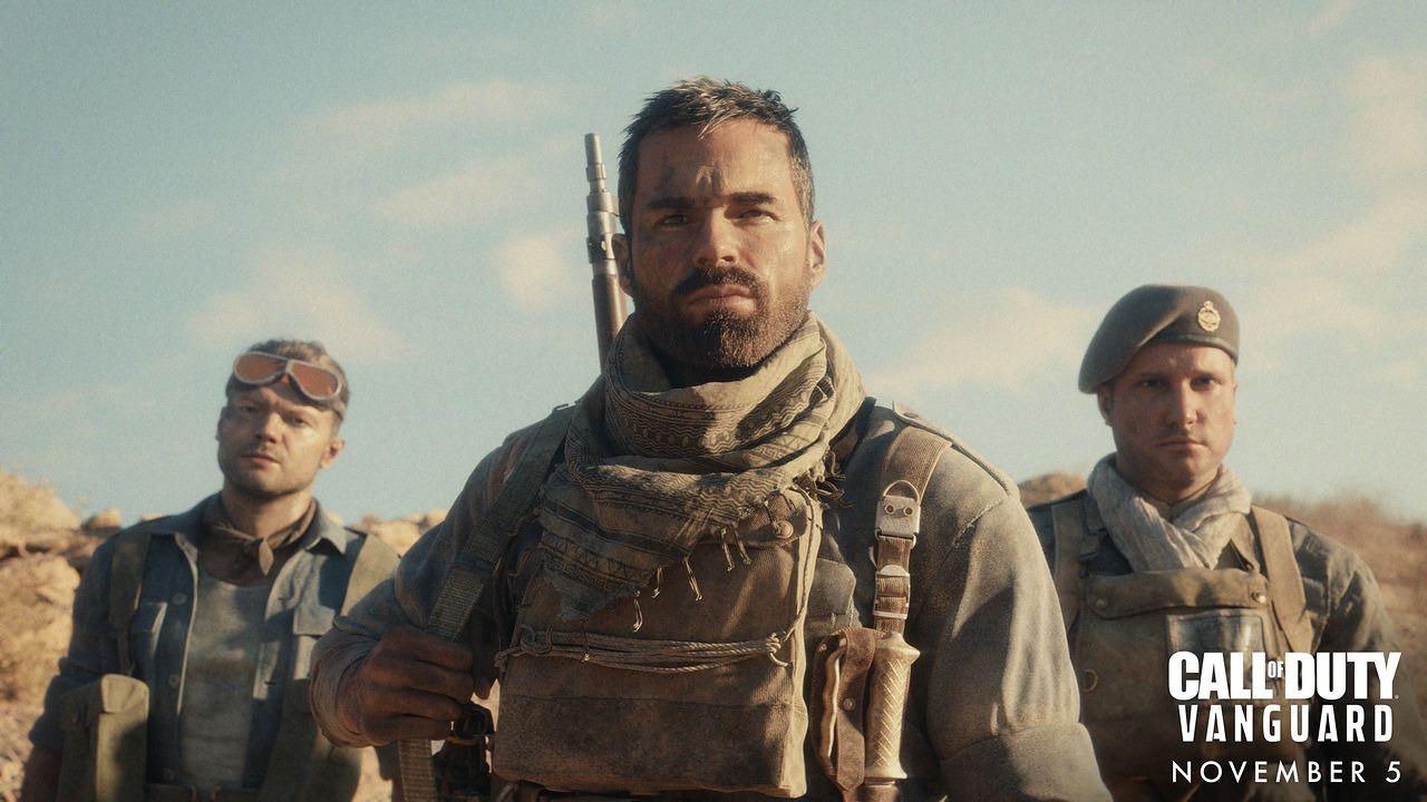 Call of Duty: Vanguard zaprezentowane. Poznaliśmy datę premiery