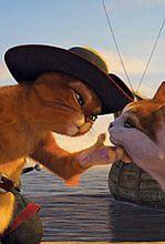 ''Kot w butach'' - zobacz nowy klip z nowymi scenami [wideo]