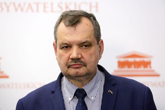 W latach 2015–2017 Krzysztof Olkowicz był zastępcą Rzecznika Praw Obywatelskich