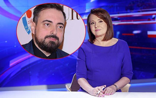 Tomasz Sekielski krytycznie wypowiedział się o TVP pod rządami Jacka Kurskiego