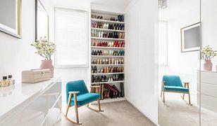 Każda para butów na swoim miejscu. Pomysłowe i tanie przechowywanie obuwia