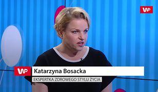 Katarzyna Bosacka o ulubionych daniach na święta wielkanocne