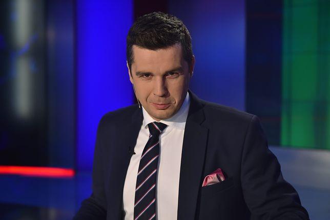 Michał Rachoń prowadzi dwa programy w TVP