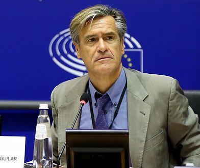 Przewodniczący LIBE Juan Fernando Lopez Aguilar przygotował krytyczny raport wobec Polski