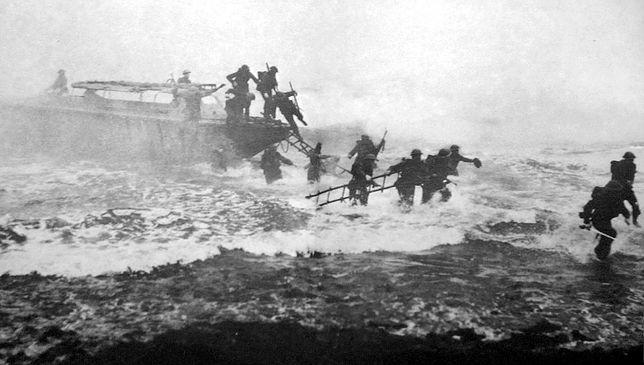 Jack Churchill - jedyny żołnierz, który zabijał z łuku w czasie II wojny światowej