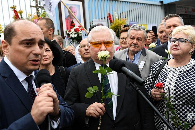 Wałęsa, Duda i Morawiecki w jednym kościele. Ale bez przebaczenia