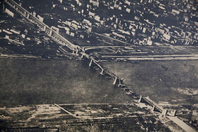 Fotografie lotnicze Warszawy z lat 1915-1918