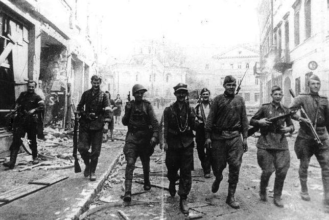 Pakt Armia Krajowa - Abwehra