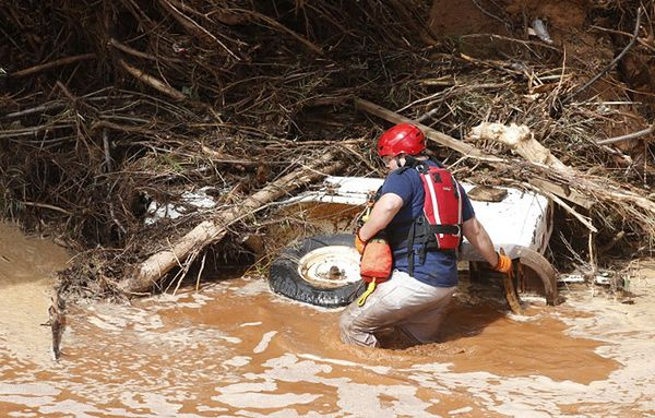 Tragiczne skutki powodzi w Utah