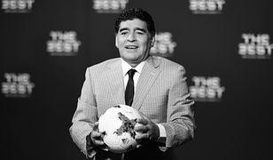 Diego Maradona nie żyje. Piękny gest prezydenta Argentyny