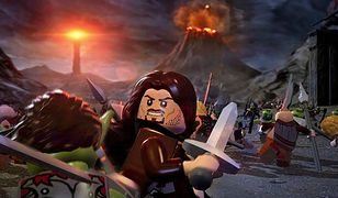 Humble Bundle pozwala zagrać za darmo w LEGO Lord of the Rings