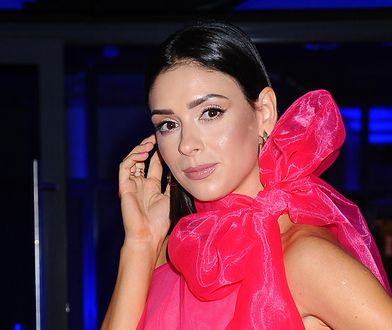 Klaudia Halejcio na Flesz Fashion Night