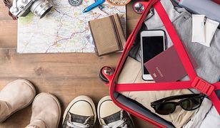 Niedroga walizka to większy budżet na ciekawszą podróż