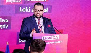 Poseł Lewicy Marcin Kulasek schudł aż 45 kilogramów. Co za metamorfoza