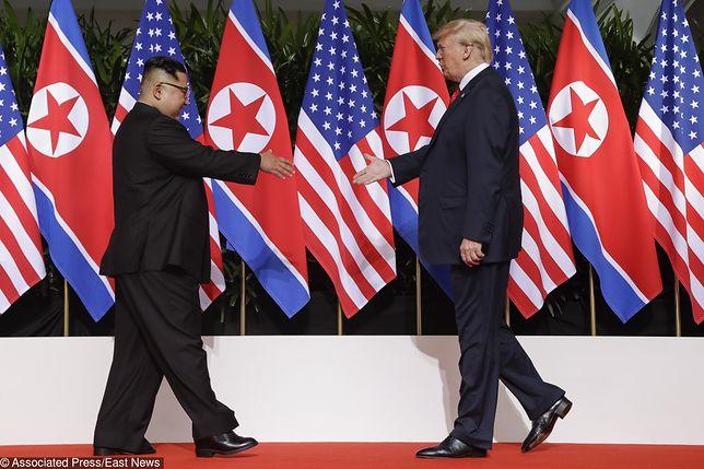 """Trump potwierdza umowę z Koreą Pn. """"Kim zacznie ją realizować od razu po powrocie"""""""