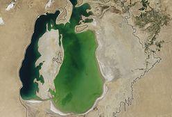 Jezioro Aralskie znika