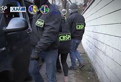Policja rozbiła międzynarodowy gang fałszerzy leków