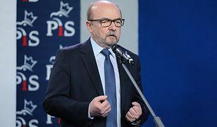 Europoseł PiS Ryszard Legutko