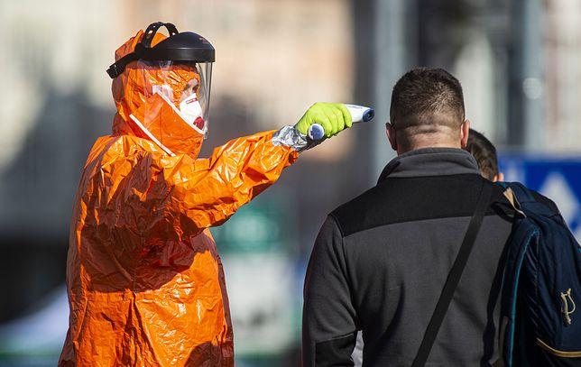 Koronawirus w Europie. Polacy boją się zakażenia mniej od Włochów