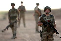 Tureckie drony bojowe zbombardowały Kurdów w Syrii