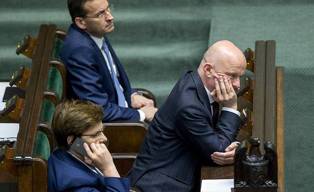 Rekonstrukcja rządu PiS. Paweł Lisicki: wicepremier w randze premiera