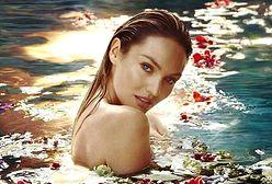 Pozuje nago z ciążowym brzuszkiem. Zdjęcie Candice Swanepoel podbija Instagram