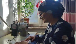 Straciła męża i przeżyła wojnę. Teraz pomaga Afgankom. Za darmo