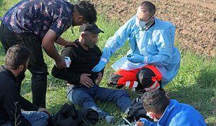 """Medycy błagają o zgodę na wjazd do strefy przygranicznej. """"Pomoc jest tam krytycznie niezbędna"""""""