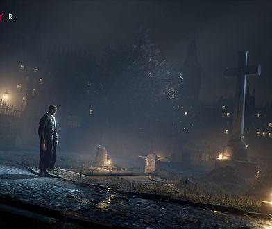 Vampyr to mroczna i brutalna gra, której akcja rozgrywa się w 1918 roku