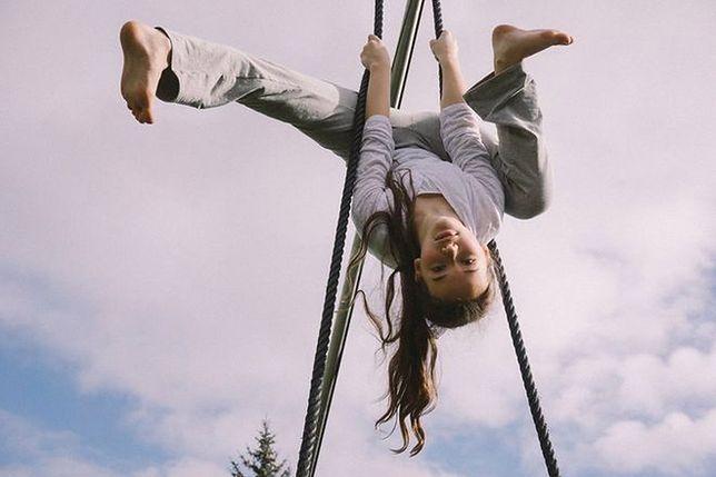 Uczą dzieci akrobatyki, by uratować je z bezdomności