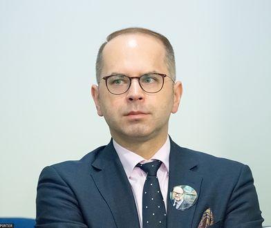 Poseł Platformy Obywatelskiej Michał Szerba (zdj. arch.)