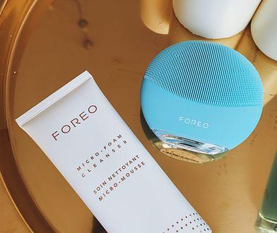 Oczyszczanie twarzy nigdy nie było tak proste jak teraz. Opinia o nowości od FOREO – LUNA mini 3