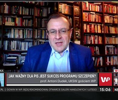 """PiS. Politolog o losach Dworczyka. """"Kandydat na następcę Kaczyńskiego"""""""