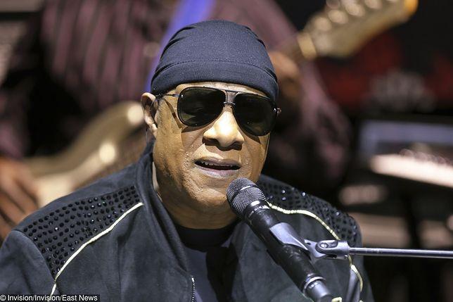 Stevie Wonder przerywa koncerty. Artysta przejdzie poważną operację