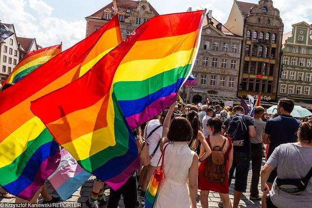 Płock. Marsz Równości